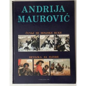 Andrija Maurović: Čuvaj se senjske ruke, Devojka sa Sijere