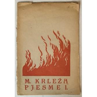 Miroslav Krleža: Pjesme I.