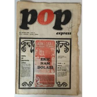 Pop express broj 11