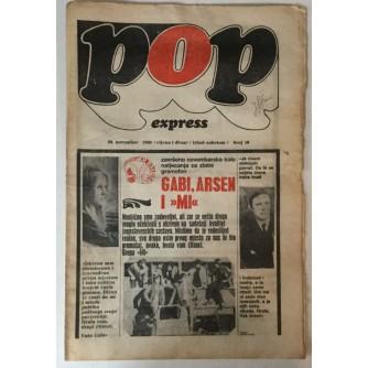 Pop express broj 16