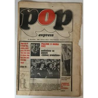 Pop express broj 18