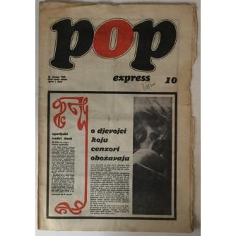 Pop express broj 10