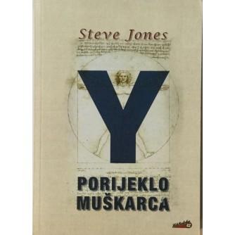 STEVE JONES : Y PORIJEKLO MUŠKARCA