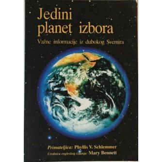 PHYLLIS V.SCHLEMMER : JEDINI PLANET IZBORA