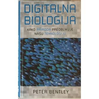 PETER J. BENTLEY : DIGITALNA BIOLOGIJA