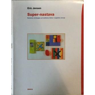 ERIC JENSEN : SUPER - NASTAVA