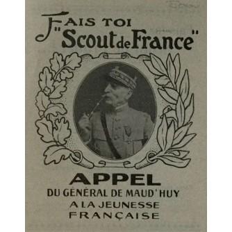 FAIS TOI 'SCOUT DE FRANCE'