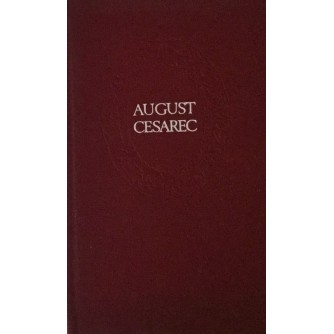 AUGUST CESAREC : NOVELE I PRIPOVIJESTI