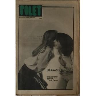 POLET NOVINE 1978. BROJ 75/III