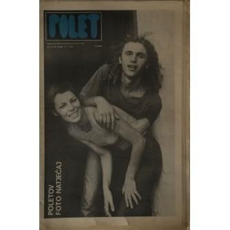 POLET NOVINE 1978. BROJ 78