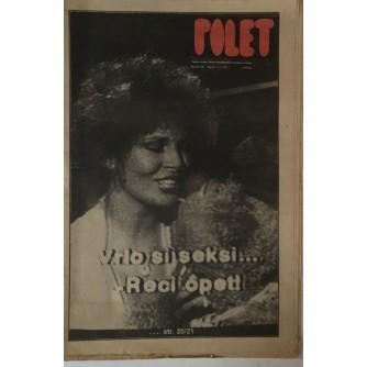 POLET NOVINE 1979. BROJ 88