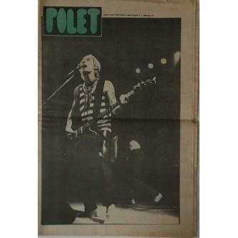 POLET NOVINE 1980. BROJ 129