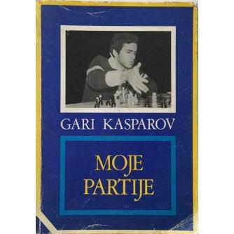 GARI KASPAROV MOJE PARTIJE
