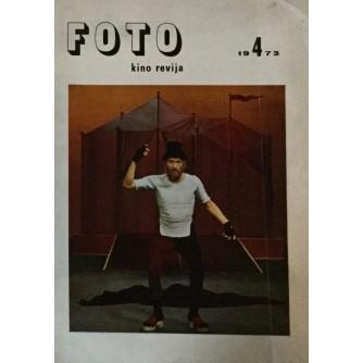 FOTO KINO REVIJA - BROJ 4