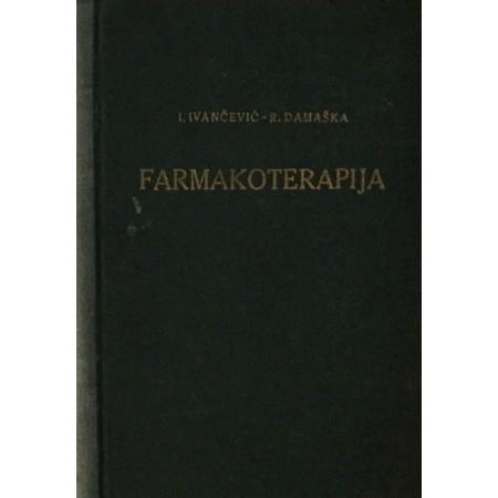 I. IVANČEVIĆ, R. DAMAŠKA : FARMAKOTERAPIJA