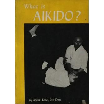 KOICHI TOHEI : WHAT IS AIKIDO?