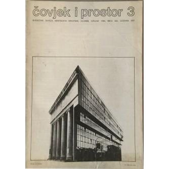 ČOVJEK I PROSTOR ARHITEKTURA 1983. BROJ  360