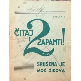 SRUŠENA JE MOĆ ŽIDOVA 1942.