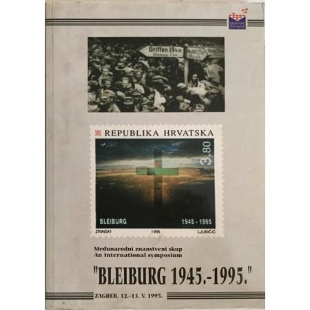 'BLEIBURG' 1945.-1995.' MEĐUNARODNI ZNANSTVENI SKUP