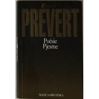 JACQUES PREVERT : PJESME