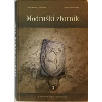 MODRUŠKI ZBORNIK III-2009.