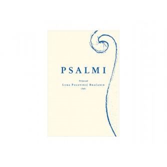 Psalmi: Prijevod Fra Luka Bračanin 1598.