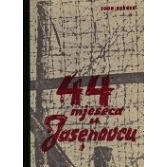 EGON BERGER : 44 MJESECA U JASENOVCU