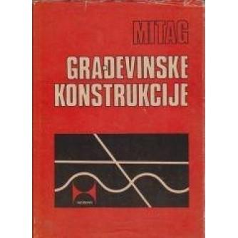 Martin Mitag: Građevinske konstrukcije