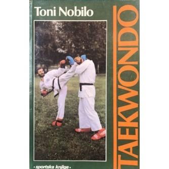 Toni Nobilo: Taekwondo