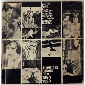 BARRY - BOWSER - CAREY - COOKE - GRIFFITH - KNIGHT - RICHIE, AMERIČKI NIJEMI FILM 1894 - 1929
