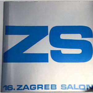 16. ZAGREB SALON, FOTOKLUB ZAGREB - MEĐUNARODNA IZLOŽBA FOTOGRAFIJE, ZAGREB 1972.