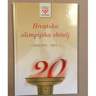 HRVATSKA OLIMPIJSKA OBITELJ : HOO 1991 - 2011