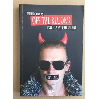 ANĐELO JURKAS : OFF THE RECORD