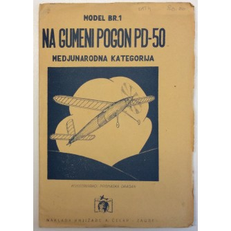 MODEL BR. 1 NA GUMENI POGON PD - 50