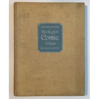 LEONARD RUSSELL- NICOLAS BENTLEY : THE ENGLISH COMIE ALBUM