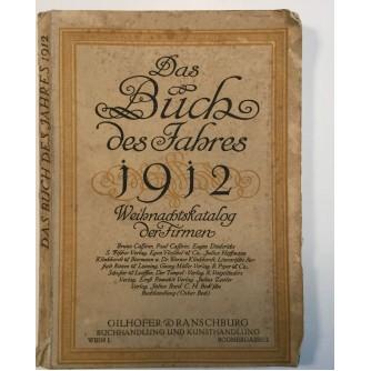 DAS BUCH DES JAHRES 1912