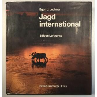 EGON J. LECHNER : JAGD INTERNATIONAL