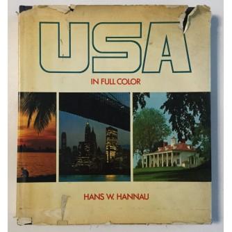 HANS W. HANNAU : USA IN FULL COLOR
