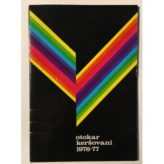 OTOKAR KERŠOVANI 1976 - 77