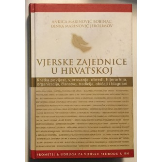 ANKICA MARINOVIĆ BOBINAC - DINKA MARINOVIĆ JEROLIMOV : VJERSKE ZAJEDNICE U HRVATSKOJ