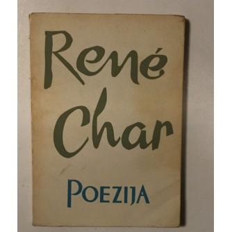 RENE CHAR : POEZIJA