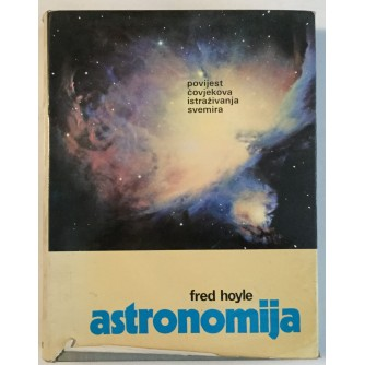 FRED HOYLE: ASTRONOMIJA