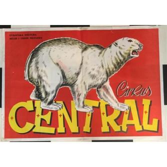 CIRKUS CENTRAL - PLAKAT