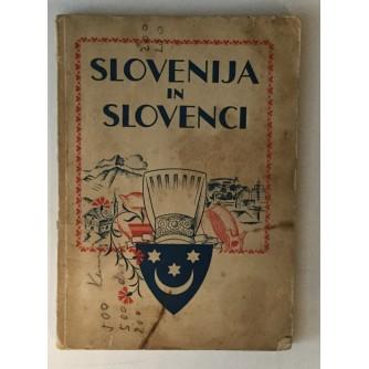 FRAN ERJAVEC : SLOVENIJA IN SLOVENCI
