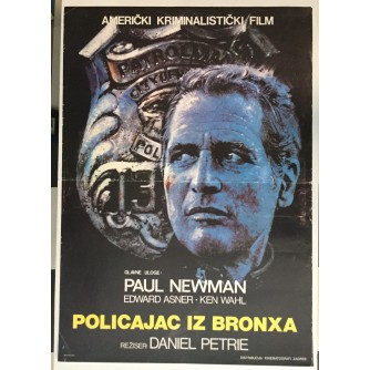 FILMSKI PLAKAT : POLICAJAC IZ BRONXA