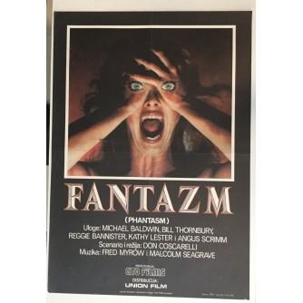 FILMSKI PLAKAT : FANTAZM ( PHANTASM )