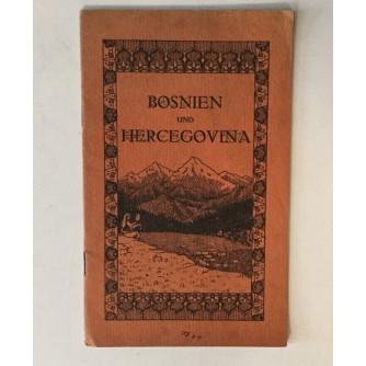BOSNIEN UND HERCEGOVINA 1927.
