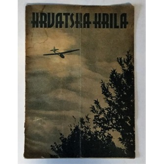 HRVATSKA KRILA : ČASOPIS 1942. BROJ 10