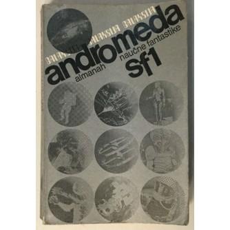 ANDROMEDA ALMANAH NAUČNE FANTASTIKE SF1