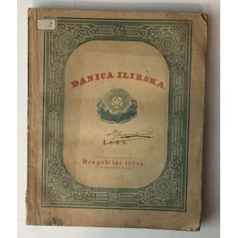 DANICA ILIRSKA 1836.  BROJ 1 - 52